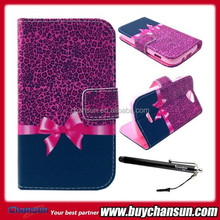 Premium PU Leather Wallet Flip Protective Skin Case with Magnetic Closure for BLU Advance 4.0 A270a