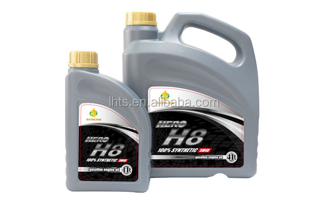 HANKING Hero H8 5W40 Gasoline Car Engine Lubricant Oil