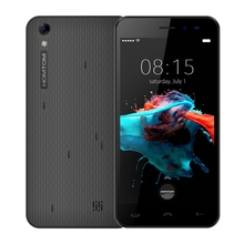 Homtom HT16 Mobile Phone 5 Inch HD 1280x720 IPS Mtk6580 Quad Core Android 6.0 1GB RAM 8GB ROM 5MP CAM 3G WCDMA Dual Sim 3000mAh