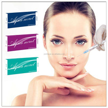 Pharmaceutical grade injection lipstick filler