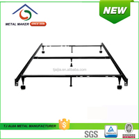 Queen / Full / Twin Adjustable Wholesale Bed Frames with center support