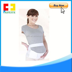 Free Samples Fish Silk Cloth Maternity Belt for Pregnant Woman