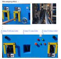 Cable Recycling &Scrap Cable Peeling Machine (MSY-100) cable stripper machine