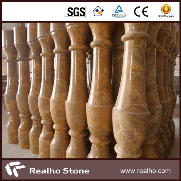 imperial gold pictures of marble pillars