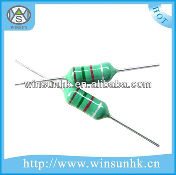 Rohs certification High quality LGA Color Code Fixed Inductor