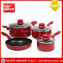 Aluminium Press Non-stick Happy Call Cookware