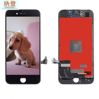 Factory price for iphone 7 lcd+touch screen accept paypal Safe business