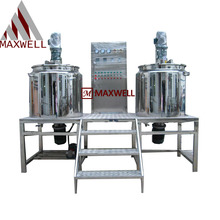Professional toilet soap mixing equipment with good price