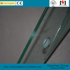Gaoming clear laminated glass 6.38mm for windows, door, curtain walls, skylight, sunroom, awning, roofing, glass railing