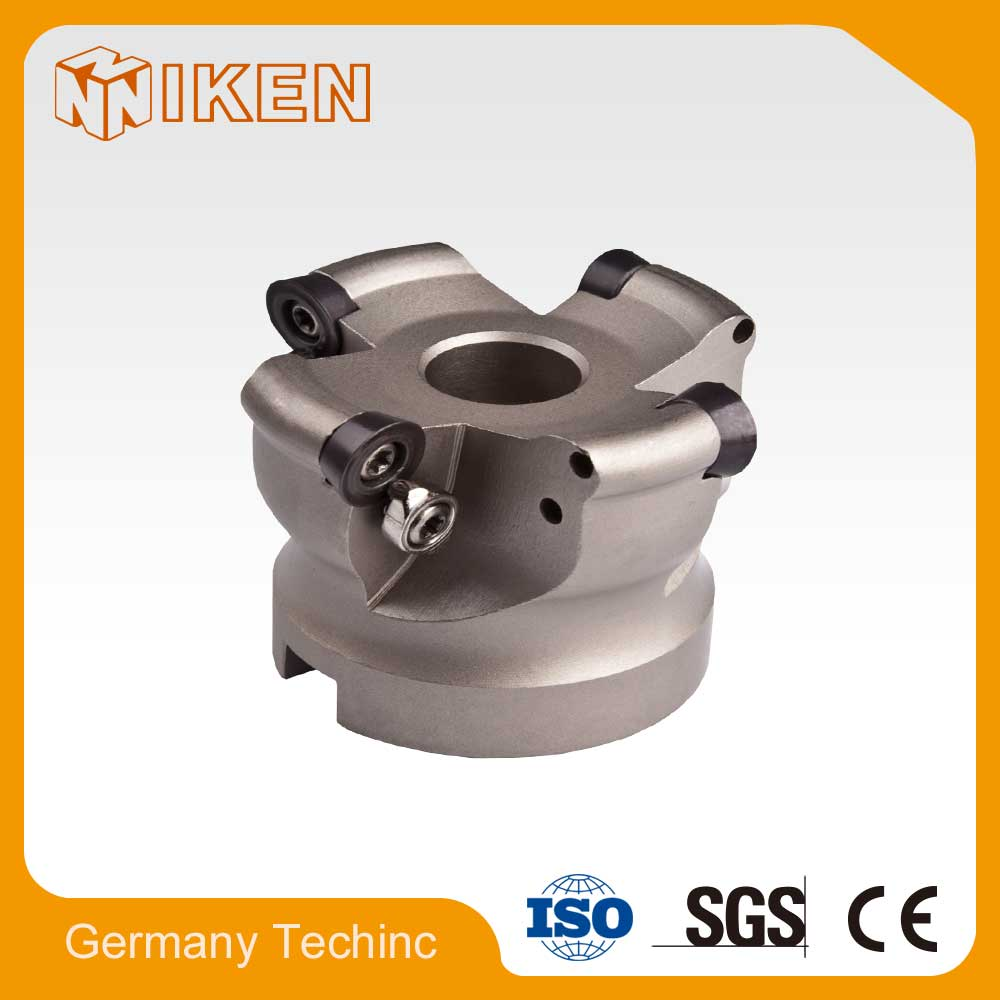 CNC Indexable High Quality AJX side & face Mill Cutter