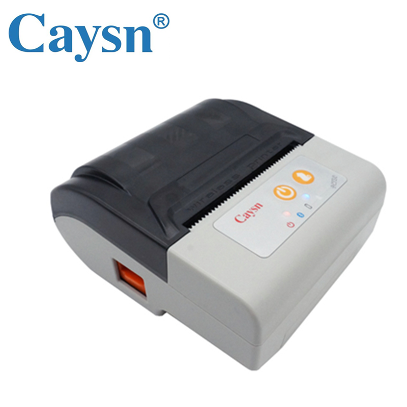 80mm Auto-cutter thermal receipt printer portable mobile printer PC301
