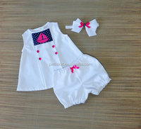 European Style Children's Clothes Set Wholesale Girls Boutique Clothing