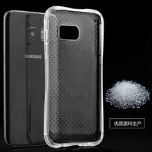 New products 2016 Airbag Shockproof Transparent TPU Cellphone cover case for Samsung galaxy s7 case