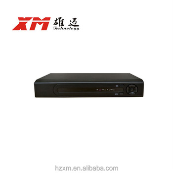 2017 4 channel Analog High Defination 1080P AHD DVR Hybird AHD TVI CVI CVBS IP 5in1 DVR