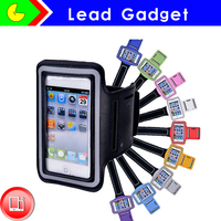 neoprene sporty armband for iphone 5 best sell running sports armband for phone China sport armband