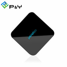 [ TOP 10 ] pendoo x10 pro tv box Amlogic S912 3G 32G Android 6.0 tv box Octa core 4K Full HD