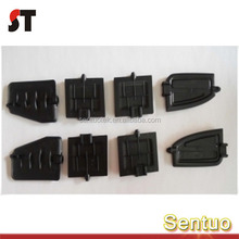 Make in china auto parts ABS injection molded plastic part