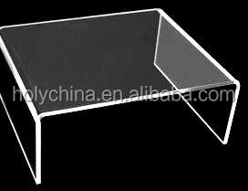 hot sale high quality acrylic bed tray clear