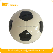 ceramic football money boxes for kids