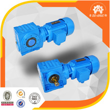 fastest delivery China factory High torque SEW type S series helical worm gearmotor