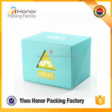 Christmas use new dancy design full colors wholesale popular candy containers customized display box small boxes for gift