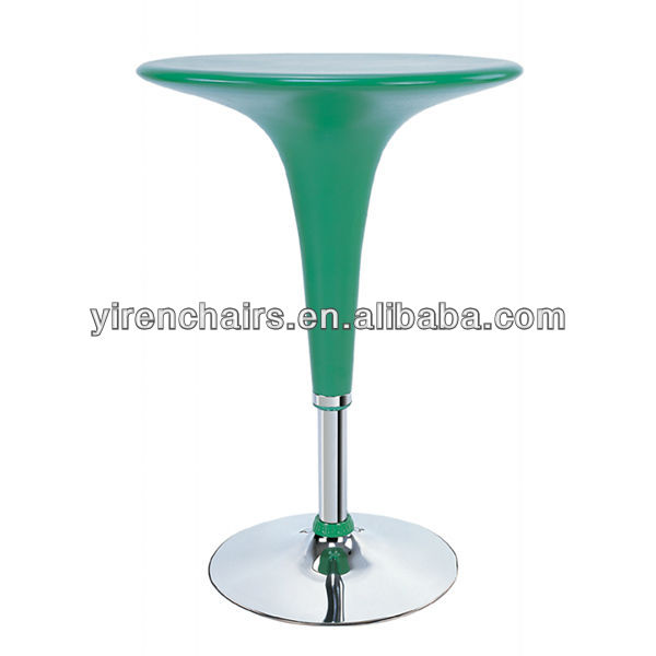 BS-003 green side bar table