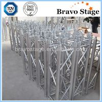 Truss Tower Lift/Ground Support Truss System