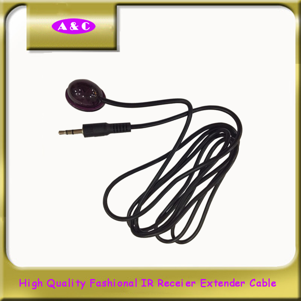 home used 3.5mm extension cable extender for ir receiver repeater usb power dvd stb