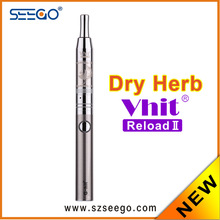 Hot selling electric burner SEEGO Vhit Reload 2 electronic cigarette oil