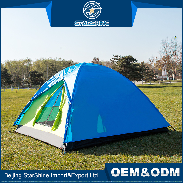 Backpacking Double Layers Portable Waterproof Outdoor Camping Tent