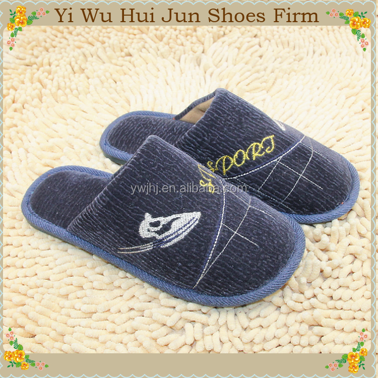 Fachion Toeless Womans Slippers Terry Slipper For Hotel