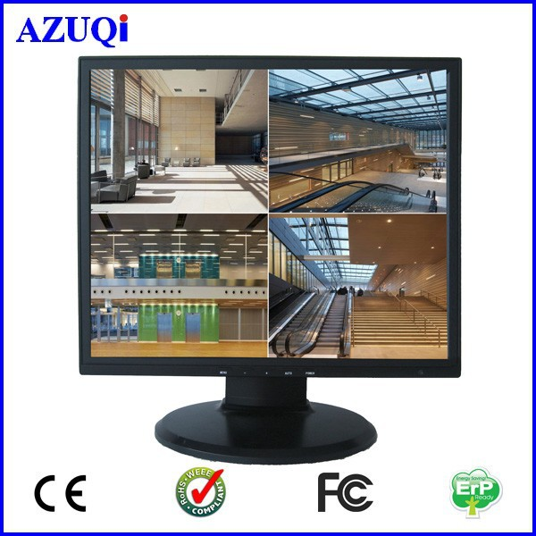 Wholesale Price 17 inch High Definition LCD TFT Color Screen Monitor