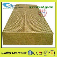 High density basalt wool insulation