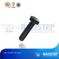 BAOSTEP Professional Get Your Own Designed auto parts Manufacturer thread socket head cap screws