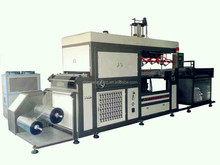 High speed plastic type clamsheel ,container ,seed tray vacuum forming machine