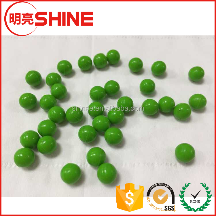 customized 16mm 28mm and 35mm solid natural /NBR/neoprene rubber ball