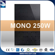 China Supplies 60 Cell Solar Photovoltaic Module 250W