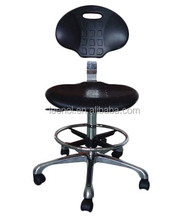 New design pu foam molding used lab chairs with great price