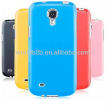 Solid Color TPU Gel Skin Case for Samsung Galaxy S4 Mini i9190 ,Solid color design,Matt & smooth is optional