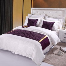 wholesale queen hotel bed throws