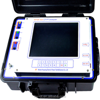 High Voltage CT PT Analyzer