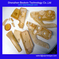 plastic toy parts 3d prototype for children