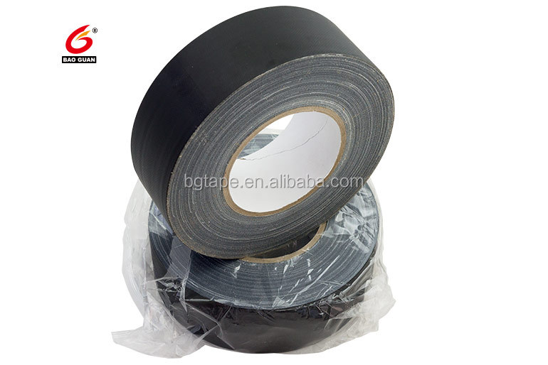 Black Gaffers Tapes for arts and entertainment industry