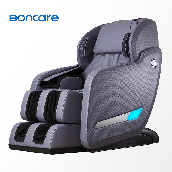 Unique style 3d massage chair with foot roller music feature hot pack palm massager