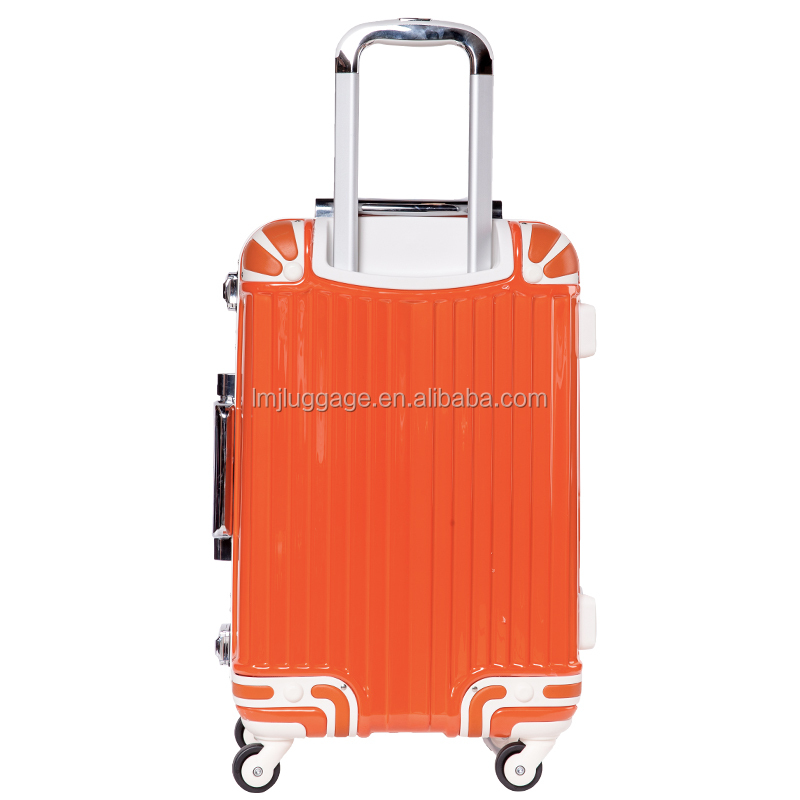 High quality ABS trolley suitcase 20/24 inch 2pcs trolley luggage set/japanese luggage