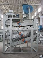 Sunflower seeds dehuller/sheller machine