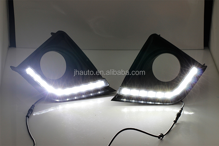 Led Daytime Running Light For 2014 Toyota Corolla Accessories