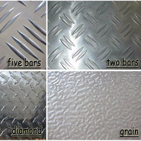 1060 Aluminum checkered plate and sheet weight price
