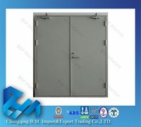Fire door/A60 Marine Stainless Steel Fireproof Door/Panel Door With Glass Window