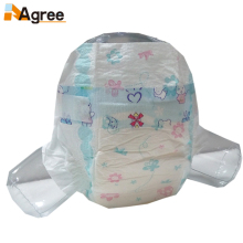 China Diaper Factory For Baby Breathable Sleepy Baby Diaper in Bulk